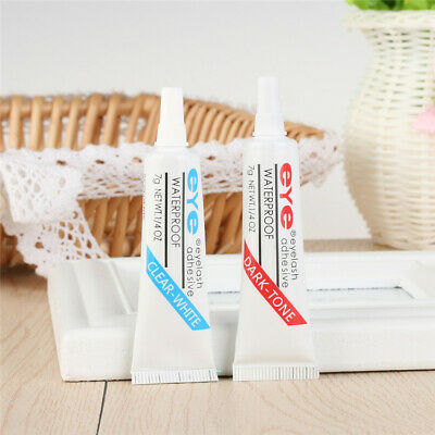 EYE-DUO Eyelash Glue Adhesive Strong Clear / Black Waterproof Extension laminat