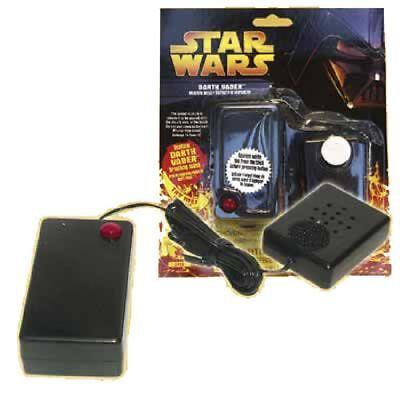 Star Wars Voice Box imitiert den Atem von Darth Vader Karneval Kostüm Zubehör