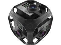 GoPro - Omni™ 360 Camera Bundle All Inclusive in Pelican Case New