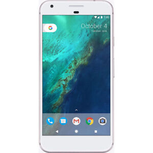 ✩ ✩ BRAND NEW IN BOX GOOGLE PIXEL 32GB VERY SILVER ✩ ✩