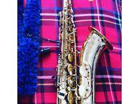 Yamaha 875 ex Custom Tenor Saxophone
