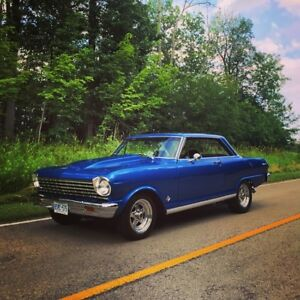1965 Chevrolet Nova - Professionally Built