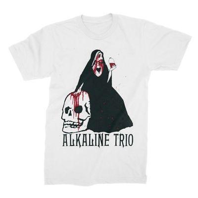 ALKALINE TRIO - Nun - T SHIRT S-M-L-XL-2XL New Official Kings Road Merchandise Alkaline Trio Merchandise