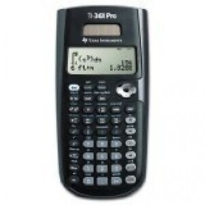 TI-36X Pro Scientific Calculator by Texas Instruments, New, Free Shipping