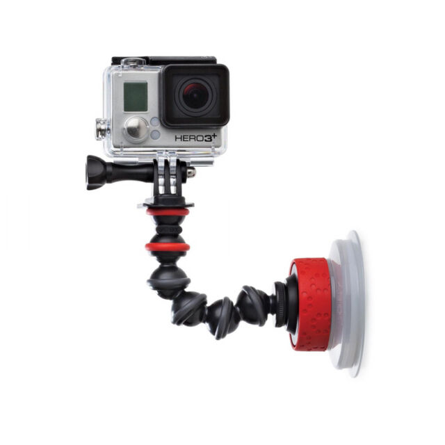 Joby Suction Cup with GorillaPod Arm For Gopro™/Action Video Cameras