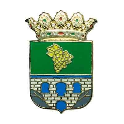 PIN ESCUDO ALHAMA - ALMERÍA