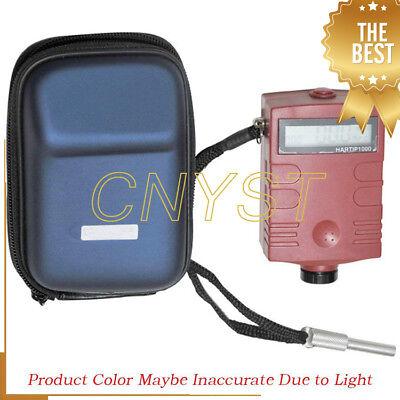 Hartip1000 Portable Leeb Hardness Tester Gauge Metal Hardness Measurement Meter