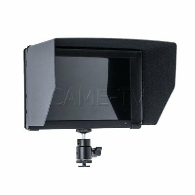 CAME-TV 7-Inch 3G-SDI 4K HDMI On-Camera IPS Monitor