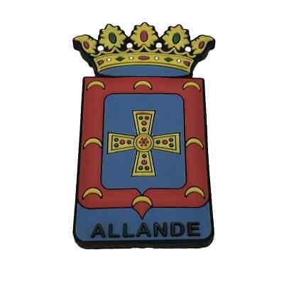IMAN ASTURIAS - ESCUDO ALLANDE