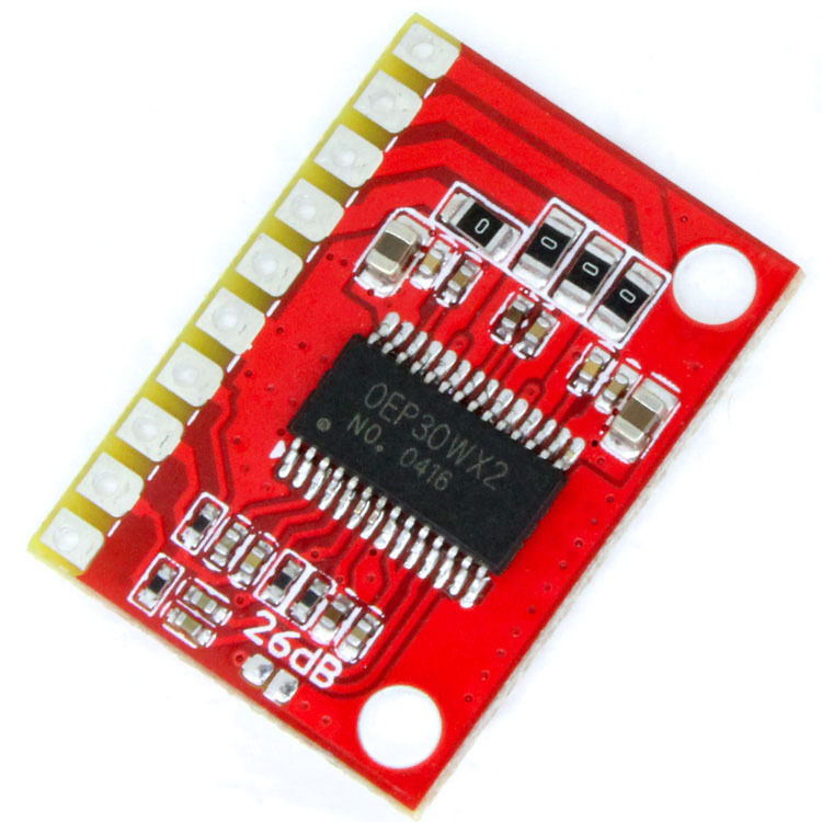 OEP30Wx2 Audio Module Class D Digital Power Amplifier Board  Replace TDA8932