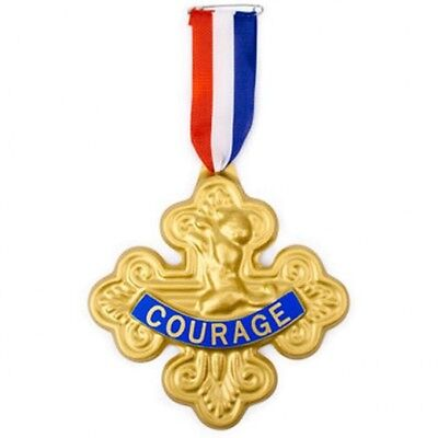 The Wizard Of OZ Cowardly Lion Badge Of Courage Costume Accessory