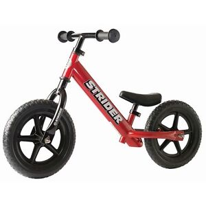 "ISO 13"" Strider kids balance bike (smallest size) in GUC"