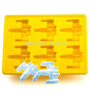 Star Wars X Wing Fighter Silicone Mold 20.00