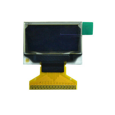 1x 0.96 128x64 12864 Yellow Blue Cog Oled Led Display Module Lcd Screen Panel