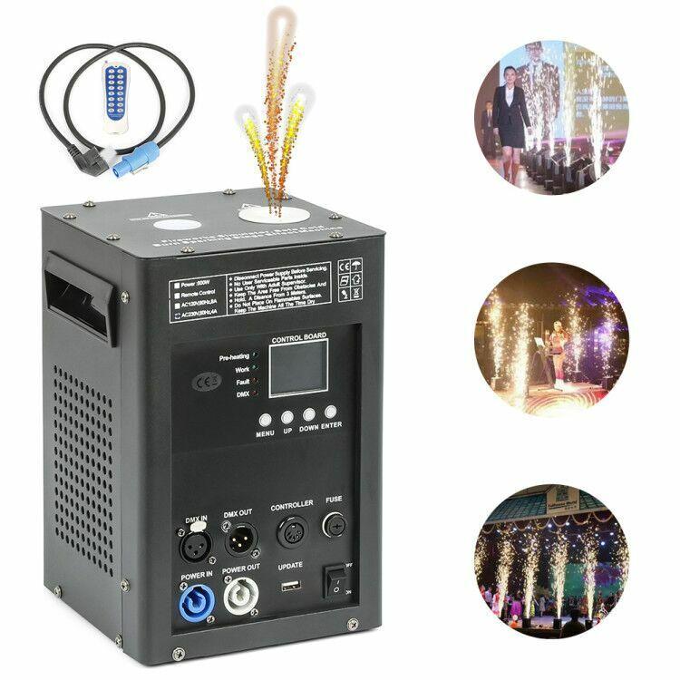 500W Spark Firework Cold Machine DJ Disco Stage Effect Light
