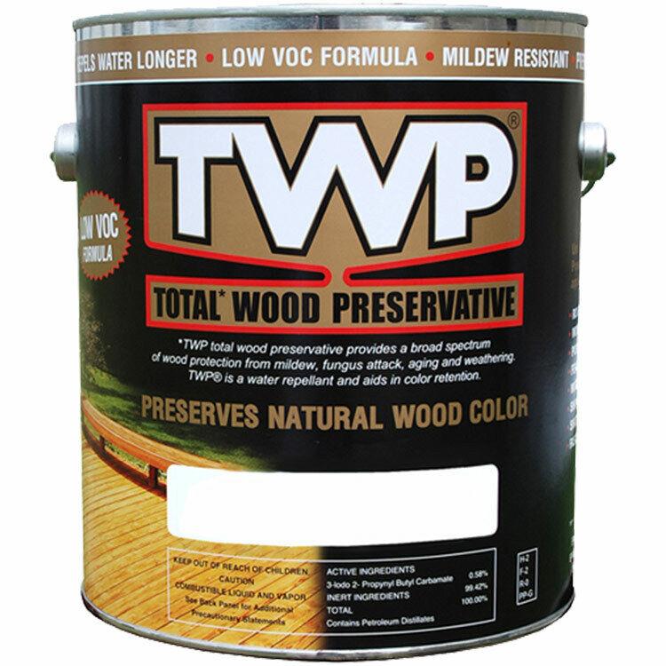 TWP 1501 Cedartone Low Voc Preservative Stain gal
