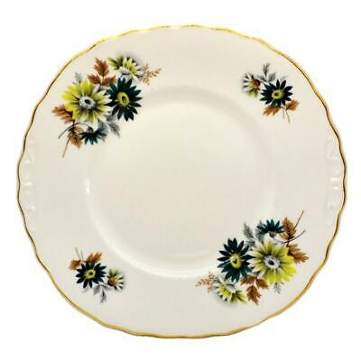 Queen Anne Floral China Cake Plate 8223