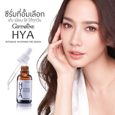 Giffarine HYA Intensive Whitening Pre-Serum Natural Hyaluron Natural AHA 27ml.