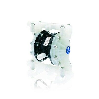 Graco D52366 Husky 515 Polypropylene Air Operated Double Diaphragm Plastic Pump
