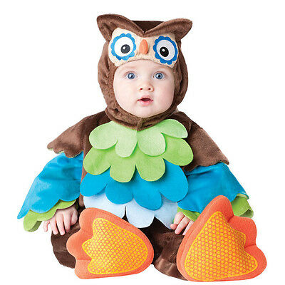 Baby Amimal Costume Infant Toddler Halloween Cute Owl Baby Outfit 9-36M - Owl Baby Halloween Costume