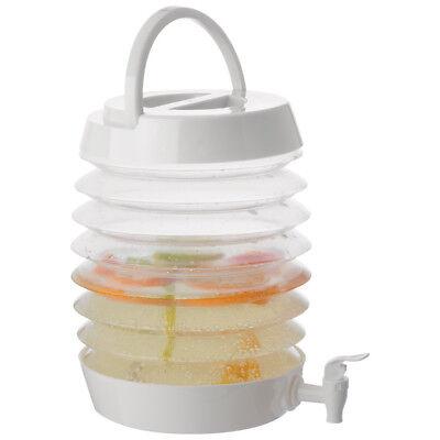 Getränkespender / Wasserspender / zusammenfaltbar / Füllvermögen: 7500 ml