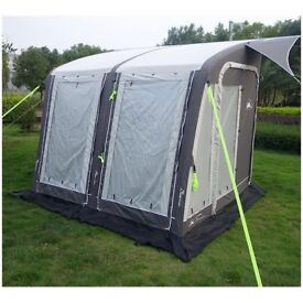 SunnCamp Air Volution Ultima Air 280 Super Deluxe awning