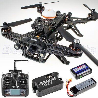 WALKERA Runner 250 5.8G FPV 3D RC Quad Racing Drone OSD DEVO 7 BASIC3 RTF Mode 2