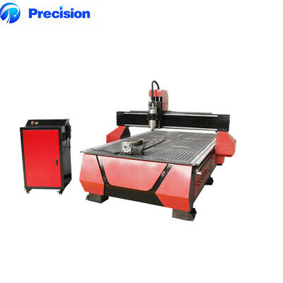 Precision 1325 Woodworking Machinery 3d Cnc Router Machine