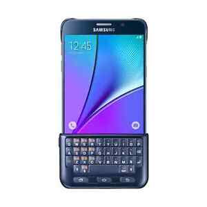 Brand new Samsung Note 5 with KeyBoard Case Wicked phone