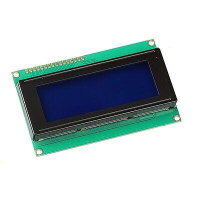 1pcs 2004 204 20x4 Character Lcd Display Module Hd44780 Blue Blacklight