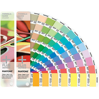 Pantone Formula Guides Solid Coated Uncoated Gp1601n Replaces Gp1601