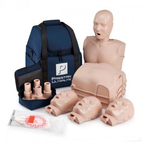 Prestan Adult Ultralite CPR Manikin 4-Pack