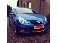 Vauxhall ,Corsa ,vxr , swap 4x4 pick up or van