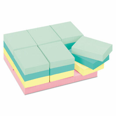Post-it Original Pads In Marseille Colors Value Pack 1 12 X 2 100-sheet 24pack