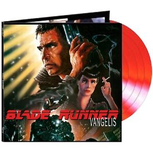 VANGELIS-BLADE RUNNER Motion Picture Soundtrack 180g COLORED, NUMBERED VINYL LP