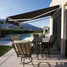 Awning 2m x 1.5m Retractable Folding Arm Awning Ingleburn Campbelltown Area Preview