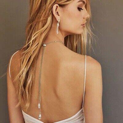 Kendra Scott Sivan Choker Necklace In Silver Bridal Jewellery
