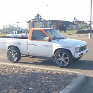 1994 Nissan Other Pickups Pickup Truck