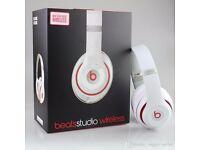 BEATS STUDIO 2.0 WIRELESS OVER-EAR HEADPHONES - NEW UNBOXED