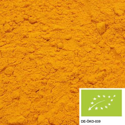 (€5,98/100g) 50g BIO Kurkuma, Gewürze aus kontrolliert biologischem Anbau