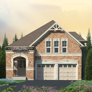 Brand new raised bungalow, with 3 bedrooms and 2.5 bath