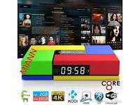 Original T95K Pro 2+16GB TV box Octa-core Android 6.0Amlogic S912 cortex-A53 2.4G 5G WIFI