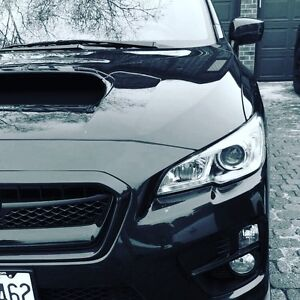 2015 Subaru WRX Sport Package