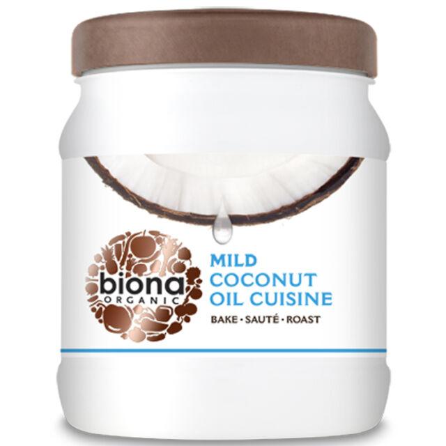 Biona Organic Coconut Oil Cuisine - Mild & Odourless 800 g