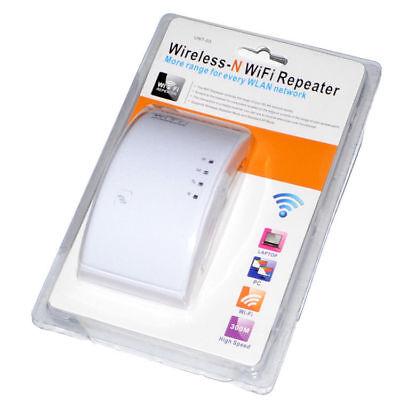 REPETIDOR PUNTO DE ACCESO WIFI WIRELESS-N 300Mps WLAN UNET-03 WIRELESS-N