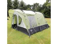 SunnCamp Breton 500 5 Person Tent with extras