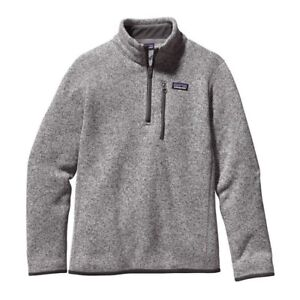 Patagonia Better Sweater - XL - Grey - Pullover