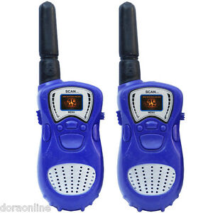 Brand-New-Kids-Children-Walkie-Talkie-Toys-Two-Pieces-Set