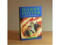 Rare Harry Potter Cast Signed Book