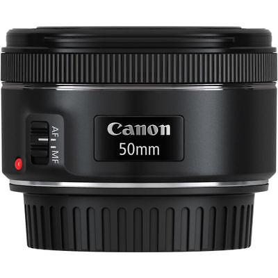 NEW Canon EF 50mm f/1.8 STM Lens
